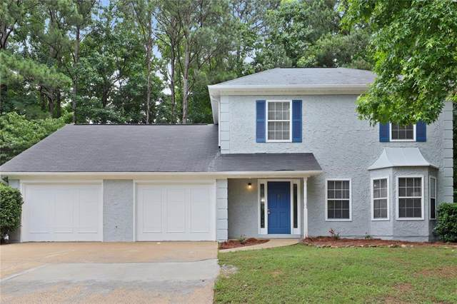 1250 Mountain Springs Drive NW, Kennesaw, GA 30144 (MLS #6731373) :: Charlie Ballard Real Estate