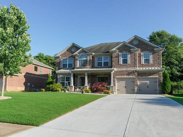4390 Saint Andrews Crest Court, Cumming, GA 30040 (MLS #6731381) :: Dillard and Company Realty Group