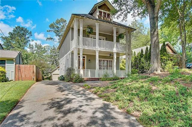 2127 Cavanaugh Avenue SE, Atlanta, GA 30316 (MLS #6731386) :: Kennesaw Life Real Estate