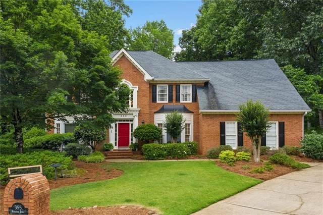 355 Rossiter Ridge, Alpharetta, GA 30022 (MLS #6731435) :: The Cowan Connection Team
