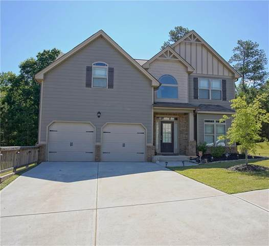 4026 Villagewood Lane, Ellenwood, GA 30294 (MLS #6731439) :: Keller Williams Realty Cityside