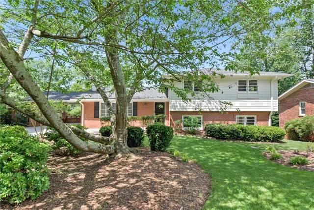 1824 Timothy Drive NE, Atlanta, GA 30329 (MLS #6731443) :: BHGRE Metro Brokers