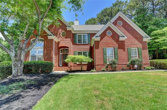 455 Park Creek Drive, Alpharetta, GA 30005 (MLS #6731446) :: Charlie Ballard Real Estate