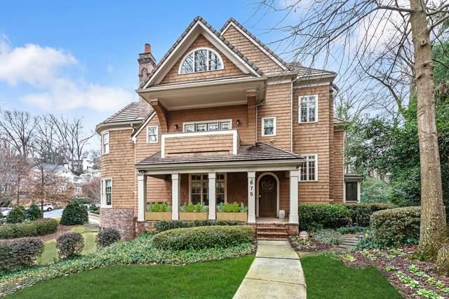875 Glen Arden Way, Atlanta, GA 30306 (MLS #6731448) :: Good Living Real Estate