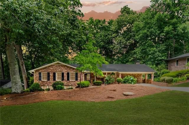 3680 Winbrooke Lane, Tucker, GA 30084 (MLS #6731452) :: Charlie Ballard Real Estate