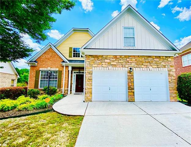 2130 Hickory Station Circle, Snellville, GA 30078 (MLS #6731454) :: Path & Post Real Estate