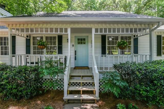 293 N Briar Ridge, Woodstock, GA 30189 (MLS #6731489) :: Charlie Ballard Real Estate