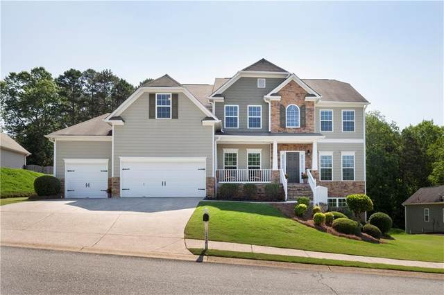 132 Crestmont Drive, Canton, GA 30114 (MLS #6731491) :: The Realty Queen & Team