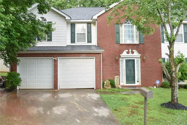 4490 Carriage Park Drive, Lithonia, GA 30038 (MLS #6731514) :: Charlie Ballard Real Estate