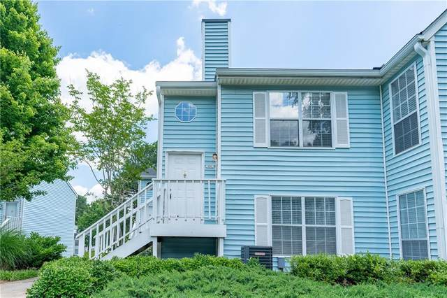 1010 Glenleaf Drive, Norcross, GA 30092 (MLS #6731526) :: Tonda Booker Real Estate Sales