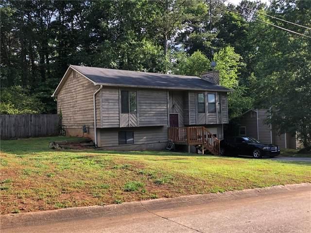 5257 Mountain Village Court, Stone Mountain, GA 30083 (MLS #6731547) :: Charlie Ballard Real Estate