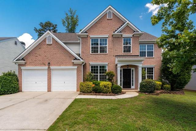1670 Heatherglade Lane, Lawrenceville, GA 30045 (MLS #6731563) :: Thomas Ramon Realty