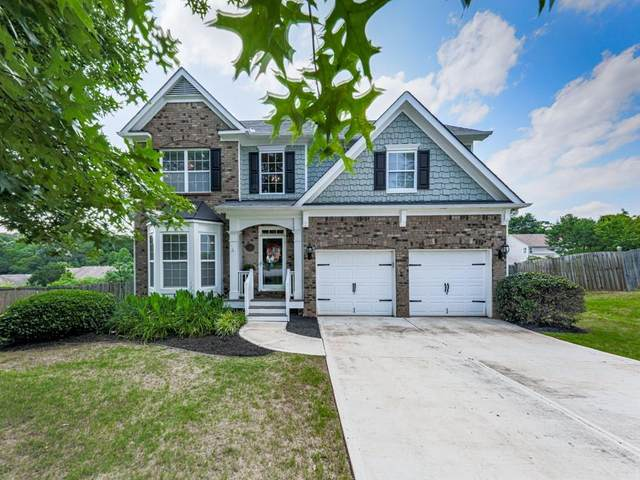 616 Wiley Court, Canton, GA 30115 (MLS #6731587) :: The Justin Landis Group