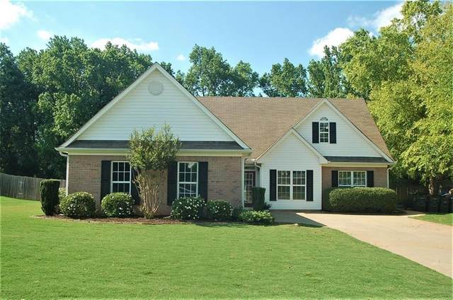 465 Bailey Drive, Jefferson, GA 30549 (MLS #6731590) :: The Heyl Group at Keller Williams