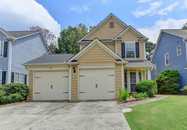 4072 Beaver Oaks Drive, Duluth, GA 30096 (MLS #6731623) :: The Heyl Group at Keller Williams