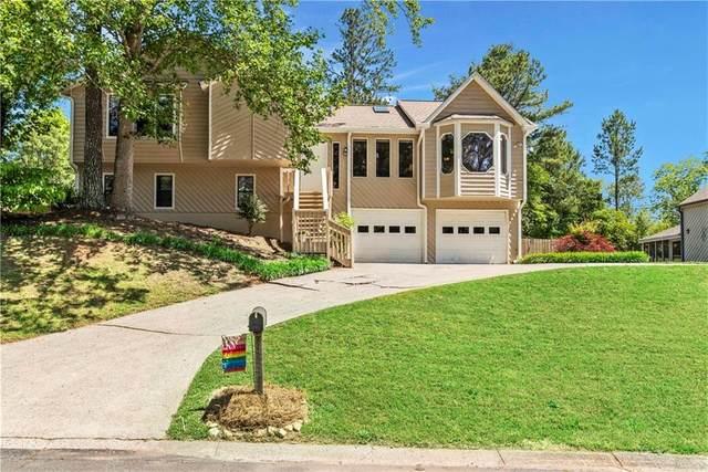 3622 Allpoint Drive, Marietta, GA 30062 (MLS #6731625) :: Path & Post Real Estate