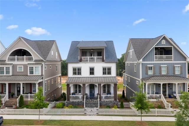 529 S Club Drive, Woodstock, GA 30188 (MLS #6731631) :: Charlie Ballard Real Estate
