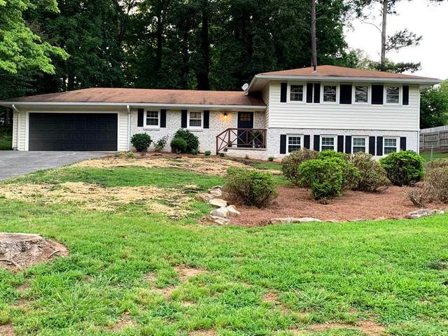 444 White Oak Drive, Marietta, GA 30060 (MLS #6731638) :: Path & Post Real Estate
