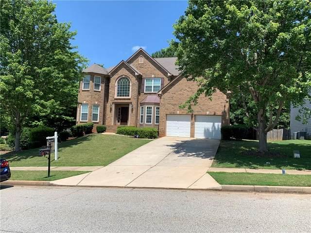 301 Granite Way, Newnan, GA 30265 (MLS #6731644) :: Charlie Ballard Real Estate