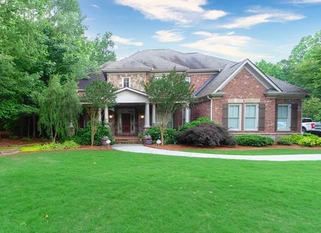 423 Lakeshore Drive, Monroe, GA 30655 (MLS #6731655) :: The Heyl Group at Keller Williams