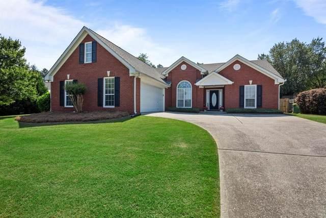 703 High Point Drive, Winder, GA 30680 (MLS #6731692) :: North Atlanta Home Team