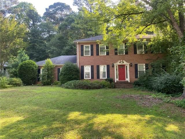 1484 Sugarmaple Court SW, Lilburn, GA 30047 (MLS #6731693) :: North Atlanta Home Team