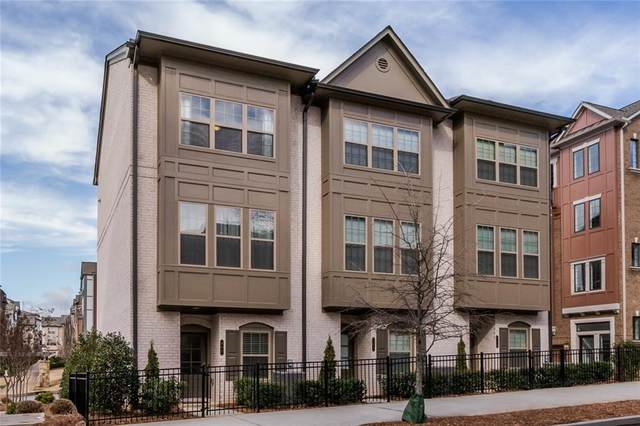 607 Broadview Place NE, Atlanta, GA 30324 (MLS #6731711) :: Good Living Real Estate