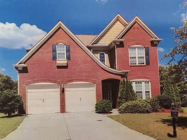 4664 Prater Way SE, Smyrna, GA 30080 (MLS #6731748) :: Charlie Ballard Real Estate