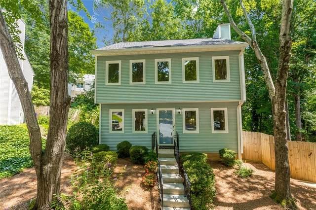 1192 Haven Brook Lane NE, Brookhaven, GA 30319 (MLS #6731762) :: Path & Post Real Estate