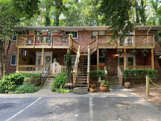 4266 Roswell Road NE L3, Atlanta, GA 30342 (MLS #6731774) :: Good Living Real Estate