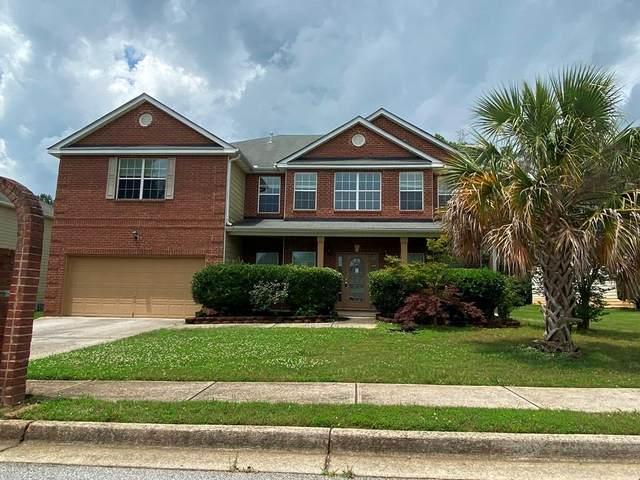 150 Hinton Chase Parkway, Covington, GA 30016 (MLS #6731776) :: Charlie Ballard Real Estate