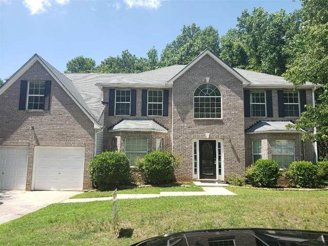 612 Tomahawk Place, Austell, GA 30168 (MLS #6731792) :: Charlie Ballard Real Estate