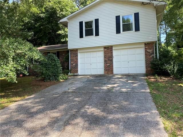 3855 Herren Drive SW, Smyrna, GA 30082 (MLS #6731806) :: North Atlanta Home Team