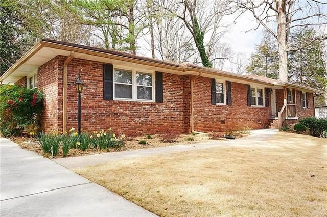 1850 Acuba Lane NE, Atlanta, GA 30345 (MLS #6731810) :: Good Living Real Estate