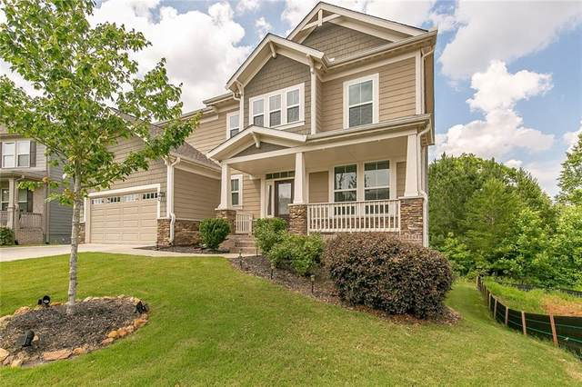 805 Commerce Trail, Canton, GA 30114 (MLS #6731836) :: Charlie Ballard Real Estate