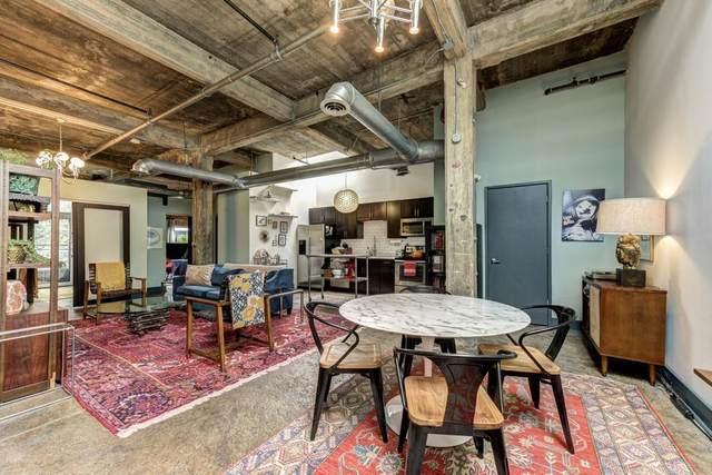 659 Auburn Avenue NE #244, Atlanta, GA 30312 (MLS #6731843) :: Good Living Real Estate