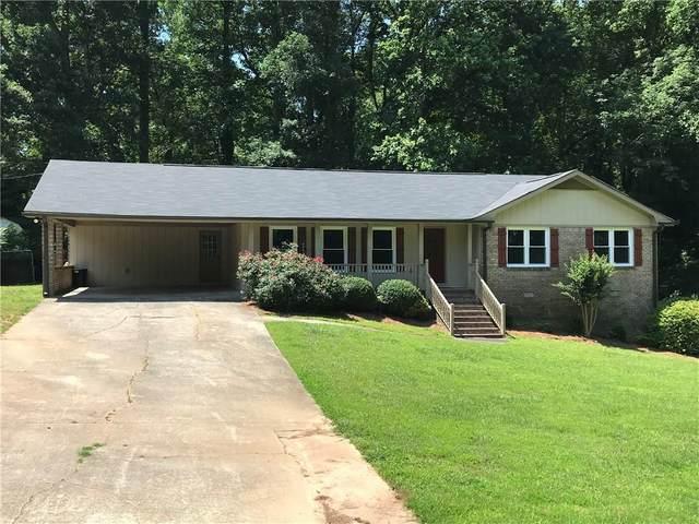 2050 Rock Creek Road, Buford, GA 30519 (MLS #6731880) :: Dillard and Company Realty Group