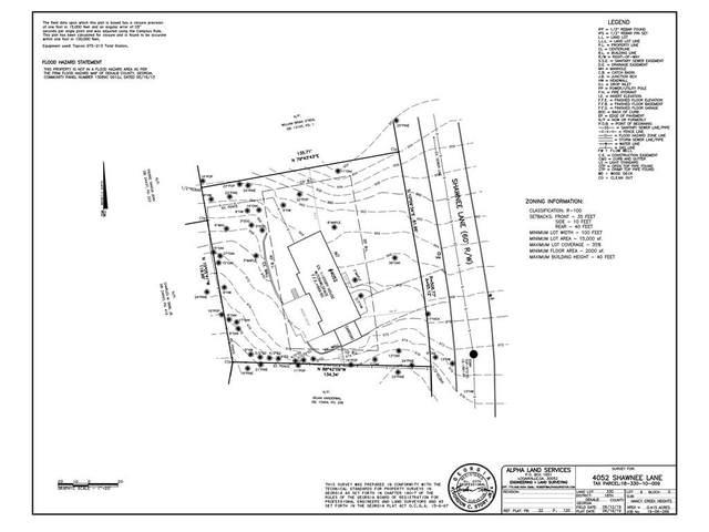 4052 Shawnee Lane NE, Brookhaven, GA 30319 (MLS #6731884) :: Path & Post Real Estate