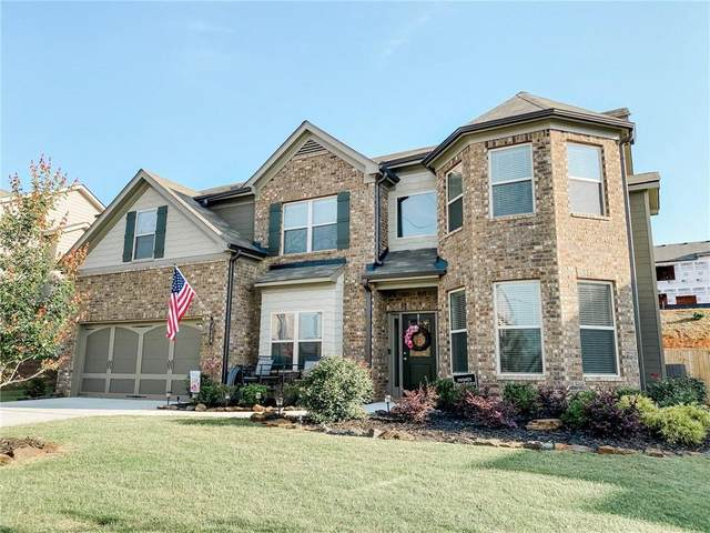 3408 In Bloom Way, Auburn, GA 30011 (MLS #6731889) :: Charlie Ballard Real Estate