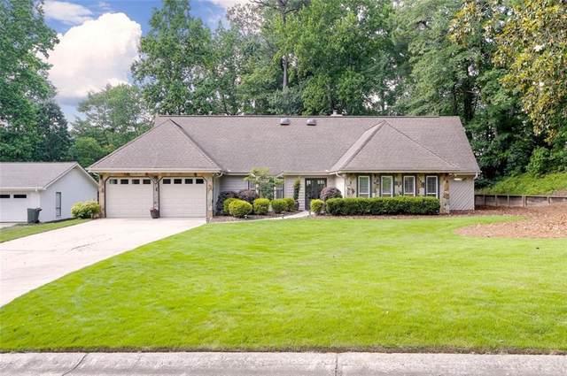 3100 Brookview Drive, Marietta, GA 30068 (MLS #6731896) :: RE/MAX Paramount Properties