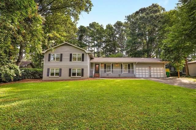 3487 Stratfield Drive NE, Brookhaven, GA 30319 (MLS #6731906) :: Path & Post Real Estate