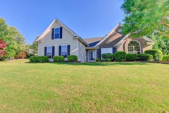 712 Fairmont Park Drive, Dacula, GA 30019 (MLS #6731908) :: Charlie Ballard Real Estate