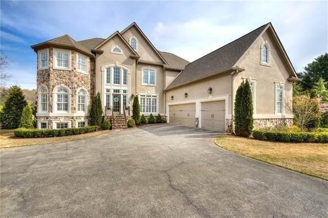 30 Glen Cove Drive, Cartersville, GA 30120 (MLS #6731920) :: North Atlanta Home Team