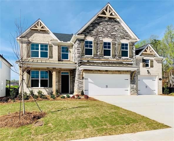 127 Crest Brooke Drive, Holly Springs, GA 30115 (MLS #6731930) :: North Atlanta Home Team