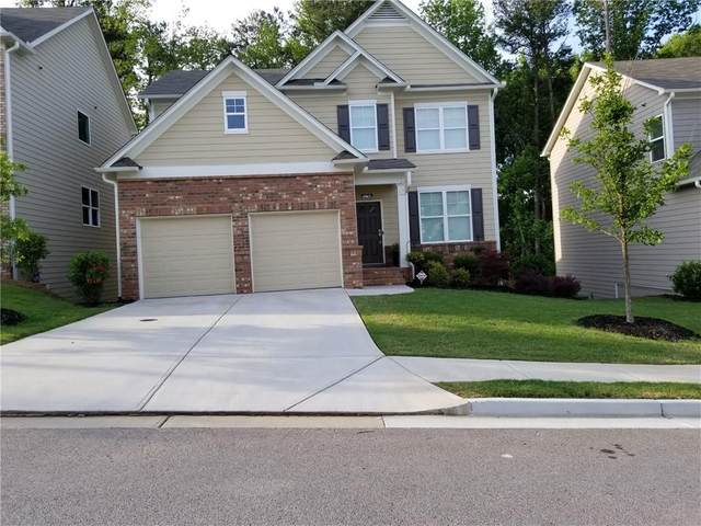 2021 Chesley Drive, Austell, GA 30106 (MLS #6731955) :: The Cowan Connection Team