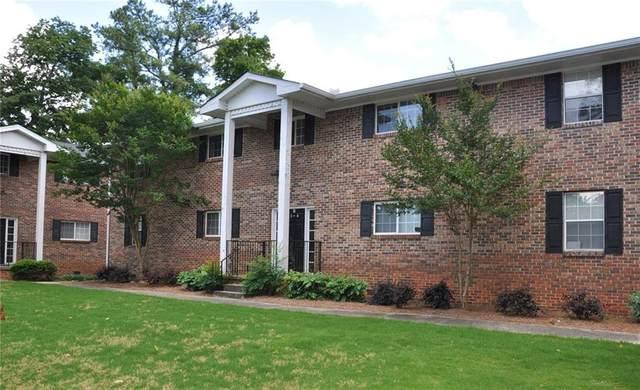 315 Hilderbrand Drive B3, Sandy Springs, GA 30328 (MLS #6731960) :: Oliver & Associates Realty