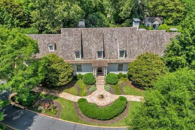 5827 Long Park Road, Cumming, GA 30040 (MLS #6731965) :: Charlie Ballard Real Estate
