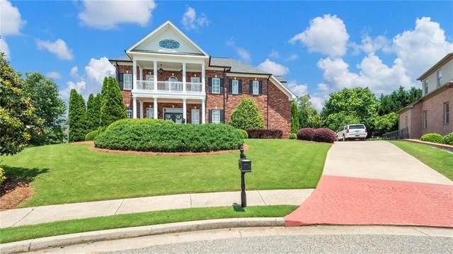 1485 Mountain Side Drive NE, Dacula, GA 30019 (MLS #6731989) :: Charlie Ballard Real Estate
