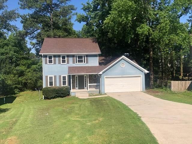 2031 Boone Place, Snellville, GA 30078 (MLS #6731997) :: Charlie Ballard Real Estate