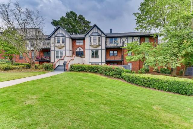 6851 Roswell Road O-18, Atlanta, GA 30328 (MLS #6732010) :: Lakeshore Real Estate Inc.